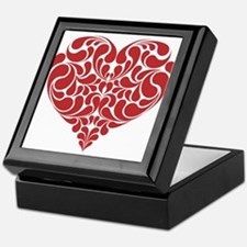 Real Heart Keepsake Box
