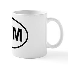 Wales CYM Small Mug
