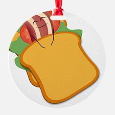 Goodnight, Bacon! Ornament