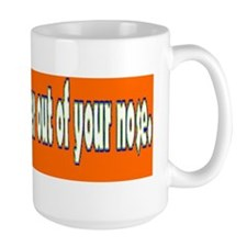 Bumper Sticker #5 Mug