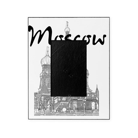 Moscow_12X12_v2_Saint Basils Cathedr Picture Frame