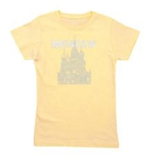 Moscow_12X12_v1_Saint Basils Cathedral Girl's Tee