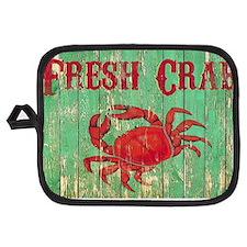 Fresh Crab 2 Potholder