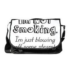 Not Smoking Messenger Bag