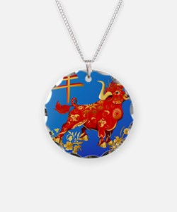 Year Of The Ox Necklace