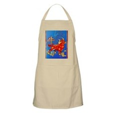 Year Of The Ox Apron