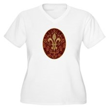 Fleur de Lis Treasure T-Shirt