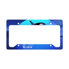 Orca 1 License Plate Holder