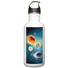 New Solar System Water Bottle