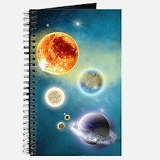 New Solar System Journal