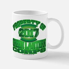 Proprety of GReen Lantern Corps Mug