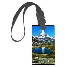 Matterhorn I Luggage Tag