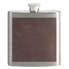 Wild West Leather 1 Flask