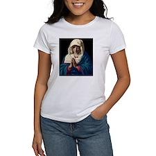 Virgin Mary in Prayer Tee