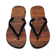 Wild West Plank  1 Flip Flops