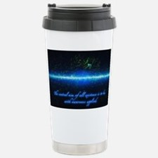 january Stainless Steel Travel Mug