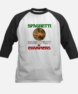 Spaghetti Breakfast of Champi Tee