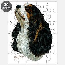 Cavalier Tri Color Puzzle