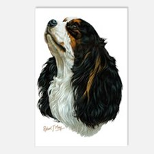 Cavalier Tri Color Postcards (Package of 8)