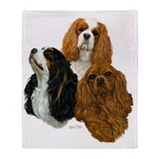 Cavalier Multi Throw Blanket