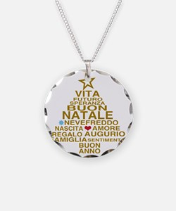 Buon Natale Necklace
