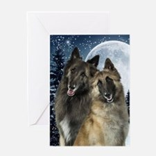 Belgian Tervuren Greeting Card