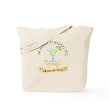 Margarita Lover Tote Bag
