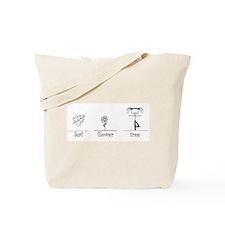 L-F-T Tote Bag