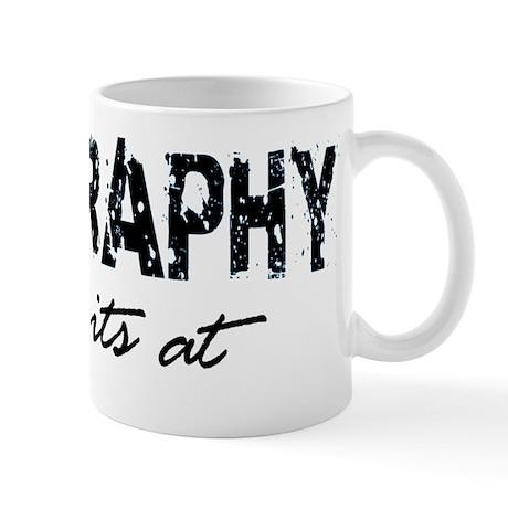 Geography Where Its At Mug