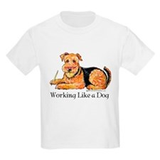 Airedale Welsh Terrier gifts T-Shirt