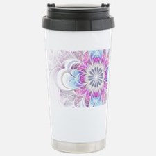 Unique Fractal Flower Thermos Mug