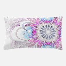 Unique Fractal Flower Pillow Case