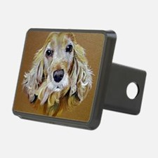 English Cocker Spaniel Dog Hitch Cover
