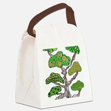 Bonsai Canvas Lunch Bag
