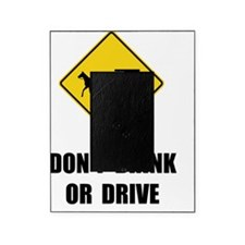 Amish Drink Drive Picture Frame