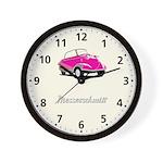 Messerschmitt Deluxe Wall Clock