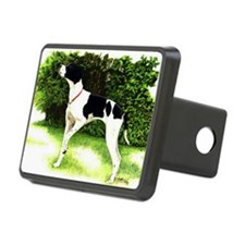 English Pointer Dog Portra Hitch Cover