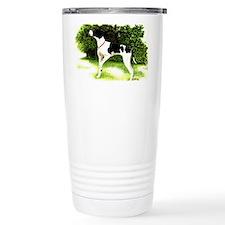 English Pointer Dog Por Travel Mug