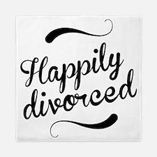 Happily divorced Queen Duvet