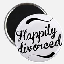 Happily divorced Magnet
