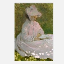 Monet Springtime Waters Postcards (Package of 8)