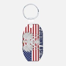 Polish American Keychains