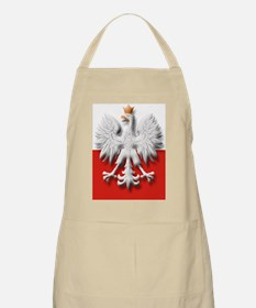 Polish Eagle Flag Apron