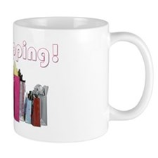 I Love Shopping Mug