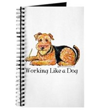 Working Airedale Journal