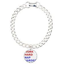 Work Hard Nap Harder Bracelet