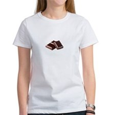 Chocoholics Program Tee