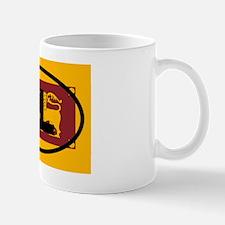 Sri Lanka - Ceylon - CL Mug