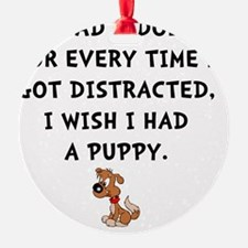 Distracted Ornament