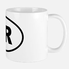 Puerto Rico PR Mug